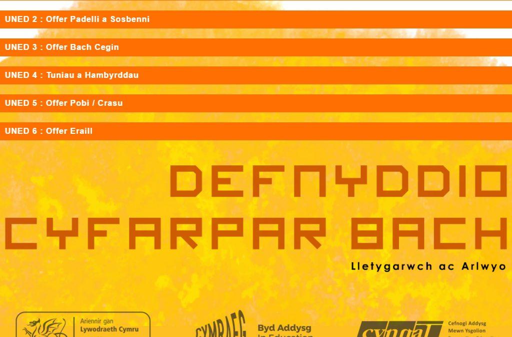 Lletygarwch ac Arlwyo – Cyfarpar Bach