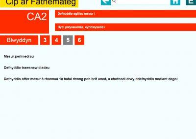 Cip ar Fathemateg 3