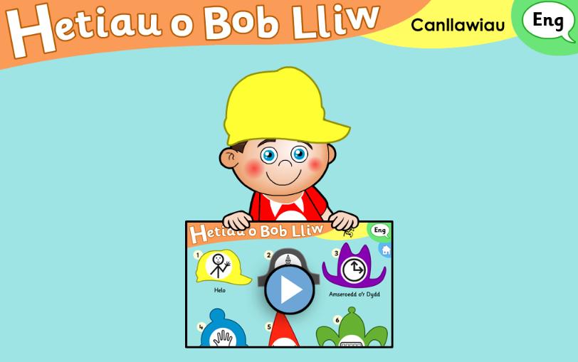 Hetiau o Bob Lliw